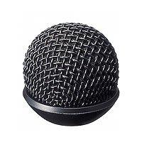 Sony Adr77B Metal Windscreens For Ecm77B Lavalier Microphone, Set Of 6, Black