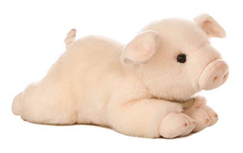 Aurora World Miyoni Pig Plush, 8""