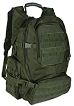 Olive Drab Field Operators Action Pack - 22 x 16 x 9 Inches, Backpack Bag