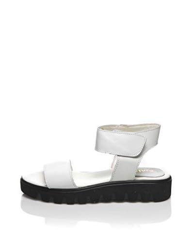 CINTI Sandalo Flat [Bianco]