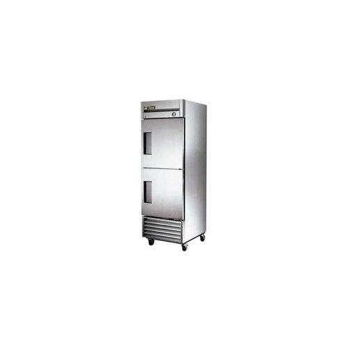 True T-series S/S 2-half Door Reach-in -10°f Freezer - T-23F-2