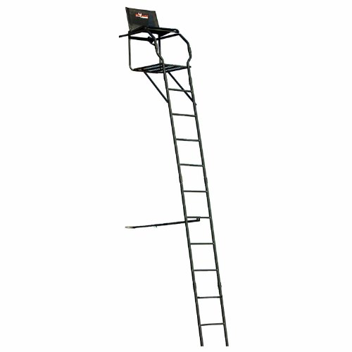 Big Game The Next Generation Stealth Ladder Stand, Black