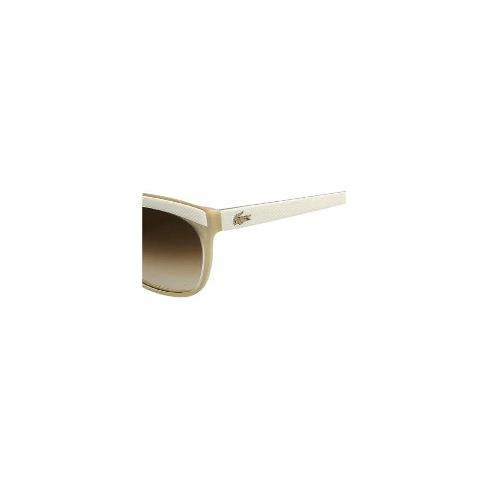 e05d43d1362 Lacoste Sunglasses L627S (Cream) on PopScreen