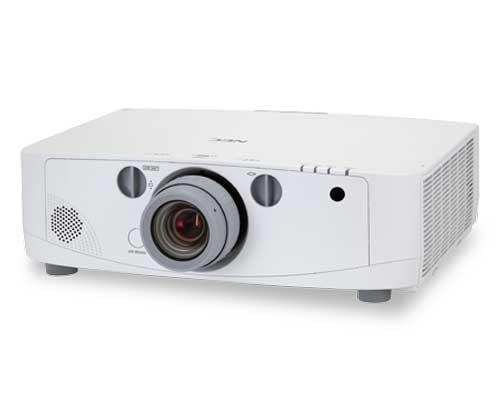 NEC LCD Projector - 1080p - HDTV - 16:10