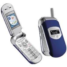 Motorola V262 Color Speaker Phone for Telus GPS/e911
