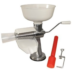Roma Homemade Tomato Press, Sauce Maker and Food or Fruit Strainer.