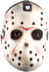[Costume Mask: Jason Vorhees (Sold by 1 pack of 2 items) PROD-ID : 1464174] (Jason Vorhees Masks)