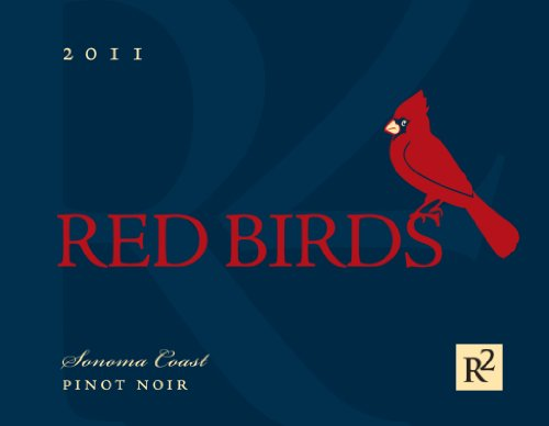 2011 R2 Wine Company Red Birds Pinot Noir Sonoma Coast 750Ml