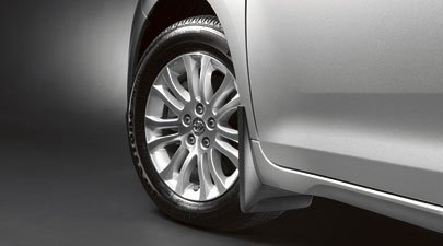 Toyota PT769-08040 Mud Guard by Toyota (Venza Mud Guards compare prices)