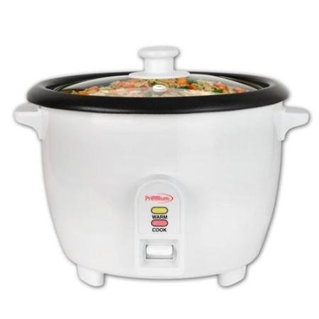 Premium PRC1547 8 Cups Deluxe Rice Cooker (Rice Cooker 8 Cup Panasonic compare prices)