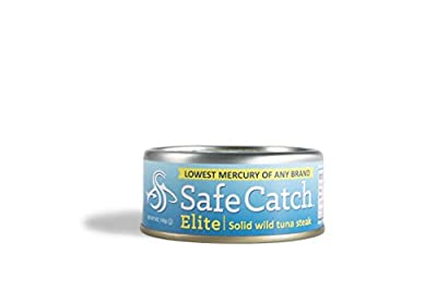 Safe Catch Elite Wild Tuna - 12 pack by Safe Catch