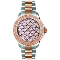 Joe Rodeo ZIBRA JRZB3 Diamond Watch