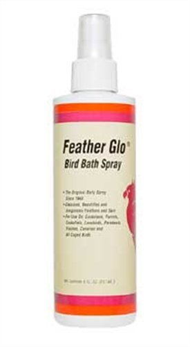 Cheap Miracle Care Feather Miracle Care Feather Glo Bird Bath Spray, 8-Ounce (B0002YFQ2Q)