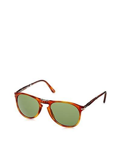 PERSOL Gafas de Sol Mod.9714S 24/33 55 (55 mm) Marrón