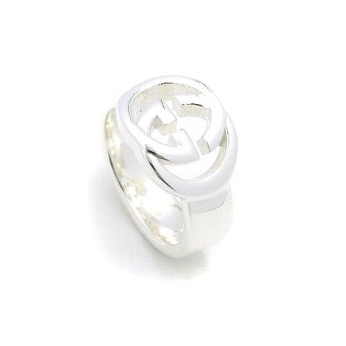 (グッチ)GUCCI シルバーブリットリング/指輪 190483 J8400 8106 SILVER BULLET RING シルバー[並行輸入品]