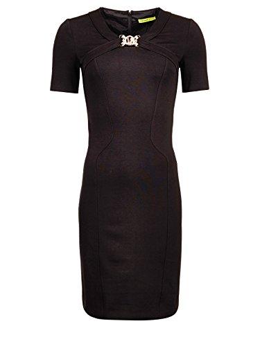 Versace Jeans Couture Kleid (F-03-Kl-31943) - 40(DE) / 46(IT) / L(EU) - schwarz