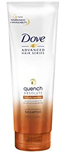 Dove Quench Absolute Ultra Nourishing Shampoo Shampoo, Ultra Nourishing, 8.45 Ounce