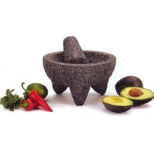 RSVP Authetic Mexican Molcajete (Guacamole Grinder compare prices)