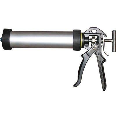 Newborn 610-AL Caulk Gun: 10 oz. Bulk, Sausage Packs and Cartridge