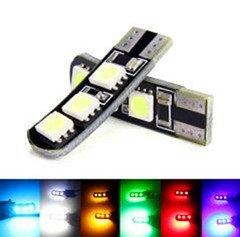 DngyT10-LED-de-type-automobile-Blade-6-feux-lampe10-5050-6SMD-License-light-lampe-de-lecture-24-light-white