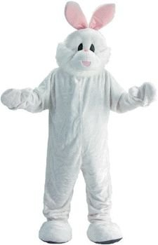 Easter Bunny Rabbit Mascot Child Size X-Large 16-18