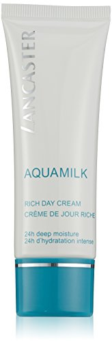 Lancaster Aquamilk Crema Giorno Ricca 50ml