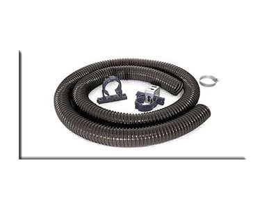 tunze usa drain hose for use with overflow boxes includes clamps and