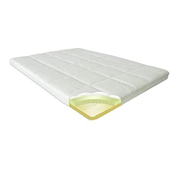 Night Therapy 4'' Therapeutic Pressure Relief Memory Foam Topper - Twin