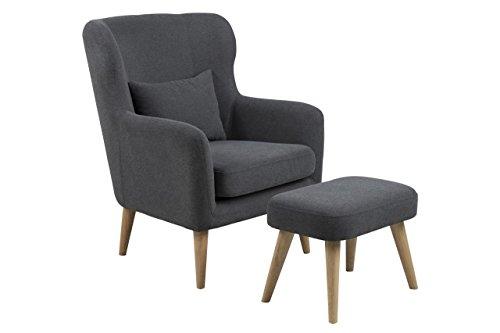 Ohrensessel-mit-Hocker-745-x-120-x-975-Sessel-Lounge-Modern-Polsterstuhl-mit-Hocker-Grau-Retro