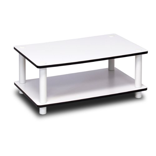 Furnishingo find discount furnishing online for Buy white coffee table
