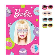 Barbie All Dolled Up Party Game, 37-1/2 x 24-1/2 Inches - 1