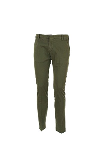 Entre Amis PP16/8201/292L17 Pantalone Uomo Verde 30