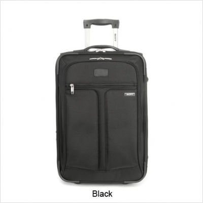Boyt Luggage 22 Inch Expandable Glider, Black, One Size best buy