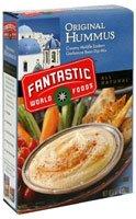 Fantastic Foods Original Hummus -- 6 oz - Vegan