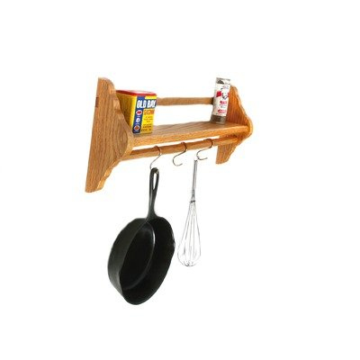 Cheap Wall Mount Pot Rack (WMPRRO)