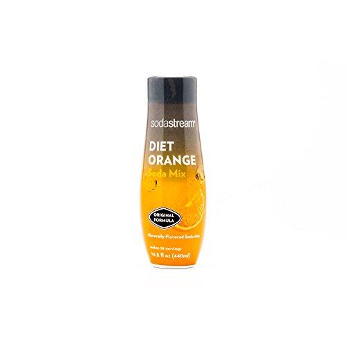 SodaStream Diet Orange Syrup, 14.8 Fluid Ounce (Soda Stream Flavors Orange compare prices)