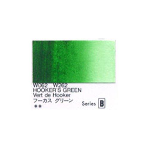 Artists holbein watercolor-aquarelle 15 ml-hooker's (vert)