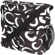 Jordan Tote Swirl Diaper Bag California Innovations