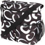 Jordan Tote Swirl Diaper Bag California Innovations - 1