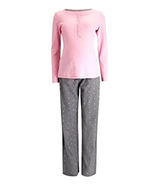 Maternity Star Print Pyjama