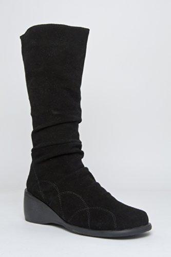Miz Mooz Cleopatra Low Wedge Boot