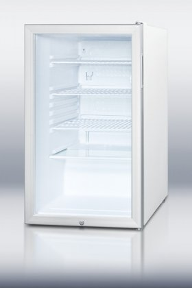Compact Refrigerator Auto Defrost
