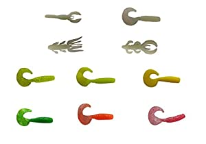 Great Barrier Leef Gbl006 Worm Set A