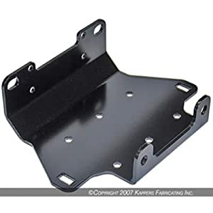 KFI Products 100610 Winch Mount for Yamaha Grizzly 550/700/4x4 from KFI Products