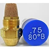 .75-80B Solid Delavan Oil Burner Nozzle