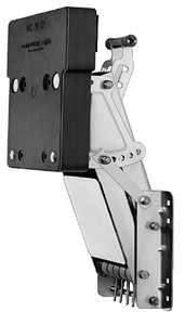 Garelick/Eez-In 71033:01 Stainless Steel Auxiliary Outboard Motor Bracket for 2-Stroke Motors - Over 7.5 HP to 25 HP (Auxiliary Outboard Bracket compare prices)