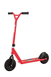 Razor Pro RDS Dirt Scooter, Red by Razor