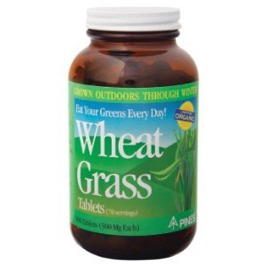 Pines International - Wheat Grass, 500 mg