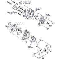RV Parts Accessories Online: SHURflo 94-231-20 Upper Housing Kit ...