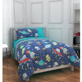 Space Bedding For Boys 1147 front